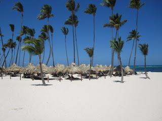 Beach at Paradisus Palma Real