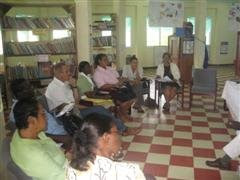 Headteachers meet in Bartica