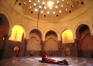 istanbul exchange 2007 23 the hamam turkish bath. Black Bedroom Furniture Sets. Home Design Ideas