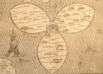 Как изглежда австралийската карта на