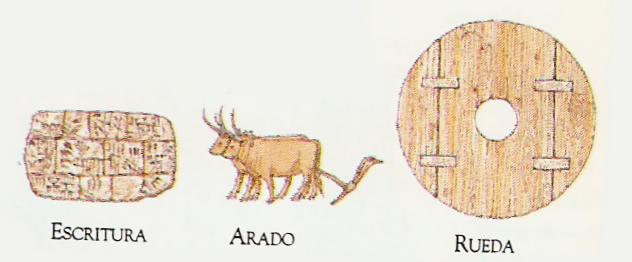 Resultado de imagen de Sumeria y sus inventos