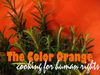 the color orange