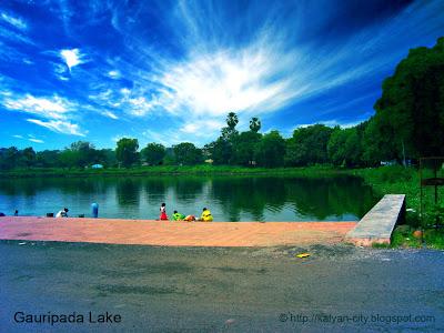 Gauripada Lake in Kalyan