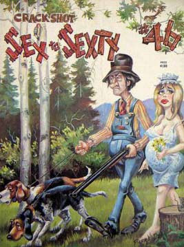 Sex to Sexty reproduce las 198 portadas de esta famosa revista.