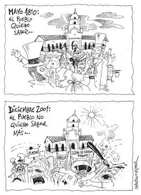 Segundo Dibujo para la Concurso Hacia el Bicentenario por Nando y Elmer