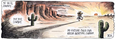 Bye bye Bush... por Liniers