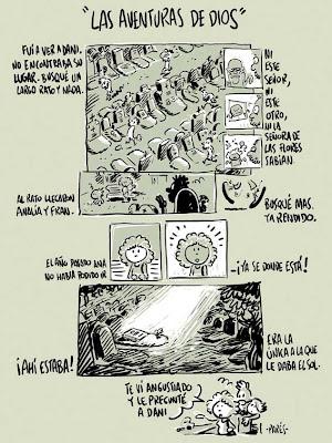 Homenaje a Dani the O por Diego Parés