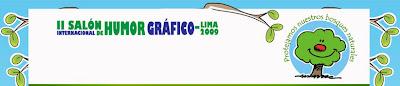 2° Salón Internacional de Humor Gráfico de Lima