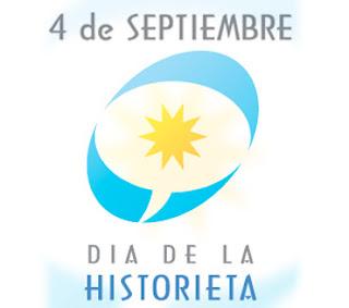 4 de septiembre- Día de la Historieta