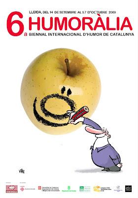 Humoralia, la Bienal Internacional de Humor de Catalunya