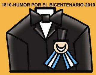 Humor por el Bicentenario - ´O Juremos con gloria reír´