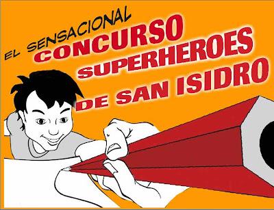 Concurso Superhéroes de San Isidro