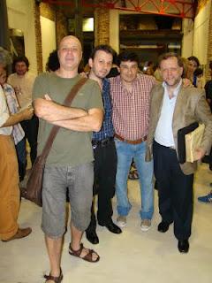 JORH, KAPPEL, MARITO y NANDO