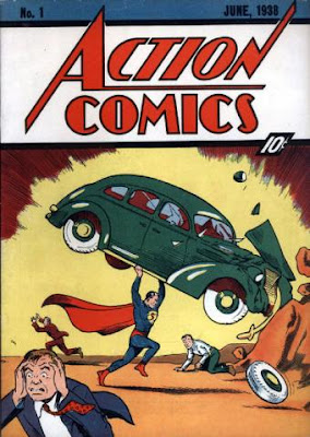 Action Comics # 1 - Superman