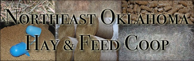 Northeast Oklahoma Hay and Feed Coop