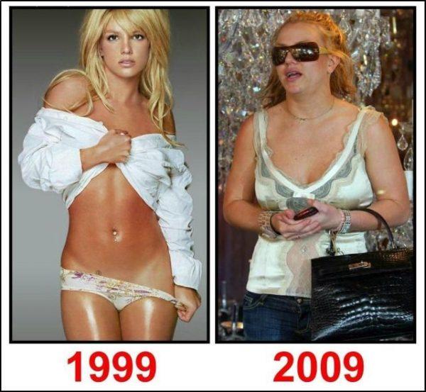 Britney depois das drogas