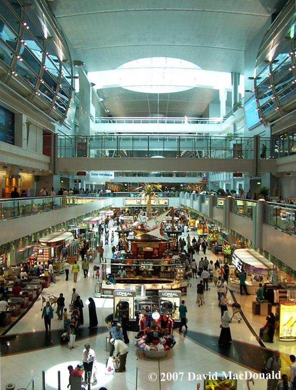 Leslie Jones Architecture to Design International Airport for     MouthShut com Dubai Airport