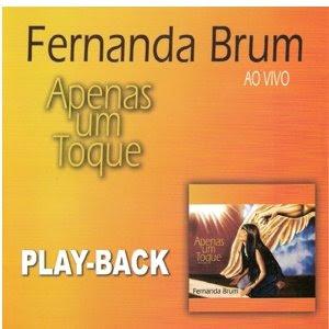 Fernanda Brum - Apenas Um Toque - Playback