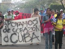 Marcha Segundo Encuentro de Solidaridad