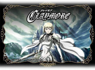 Baixar Anime Completo Claymore