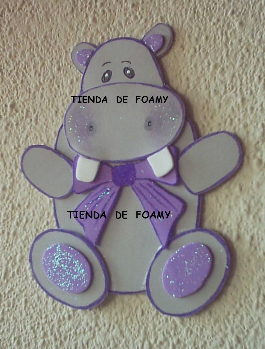 TIENDA DE FOAMY: ANIMALITOS DE LA SELVA
