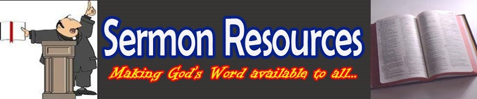 Sermon Resources