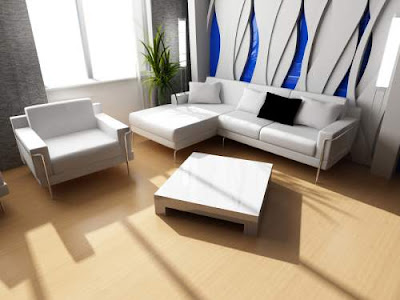 Modern Contemporary Living Room Design on Contemporary Interior Design   Modern Interior Design And Decorating