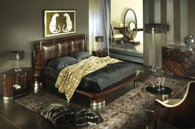 Contemporary Master Bedroom - Modern Interior Design