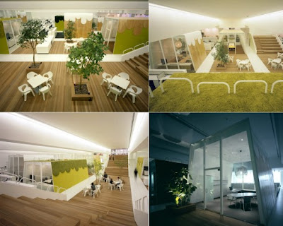 TBWA Office Interior Design