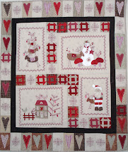 Scandinavian Christmas Quilt
