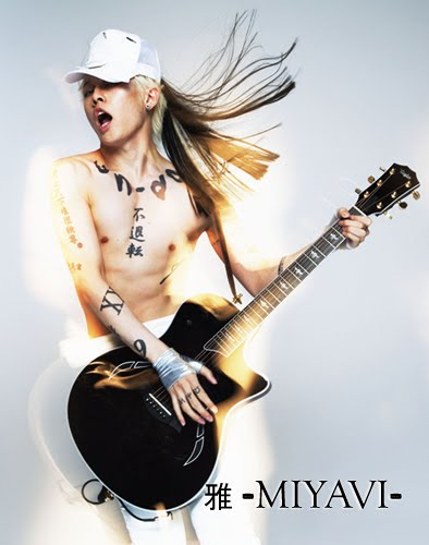 Miyavi - World Tour 2011