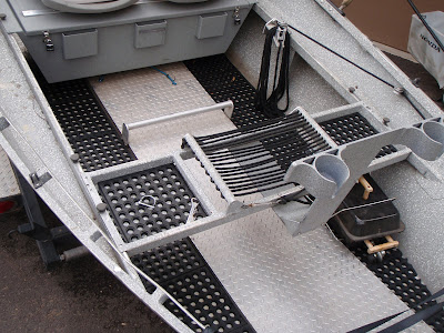 The Spey Faction New Floor For Drift Boat