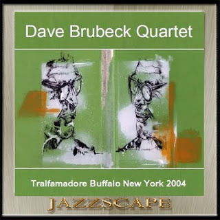Dave Brubeck - 2004 - Tralfamadore Cafe Buffalo NY Early