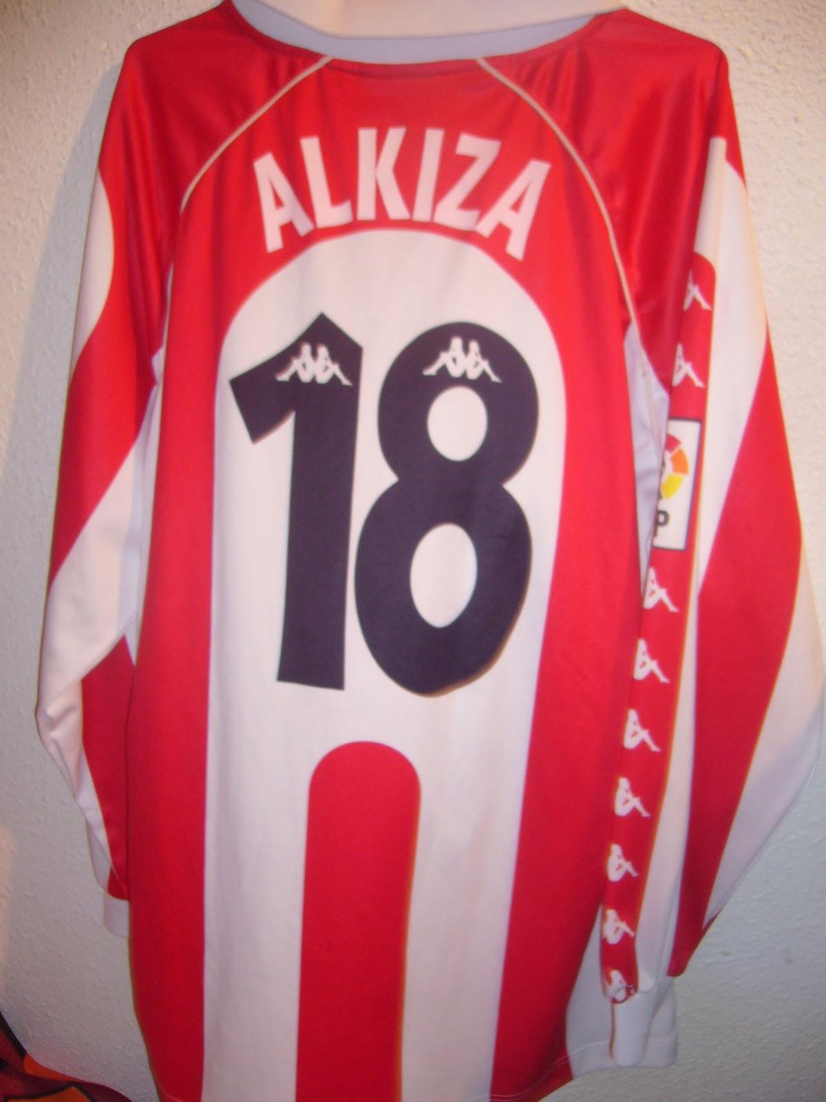 camisetas de futbol Athletic Club manga larga