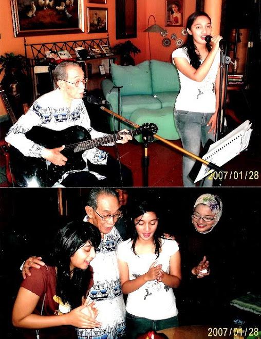 Bakat Musik Kami dari Dato' Fawzi Abdulrani The Singing Ambassador