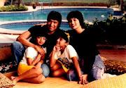Keluarga Ikang Fawzi.