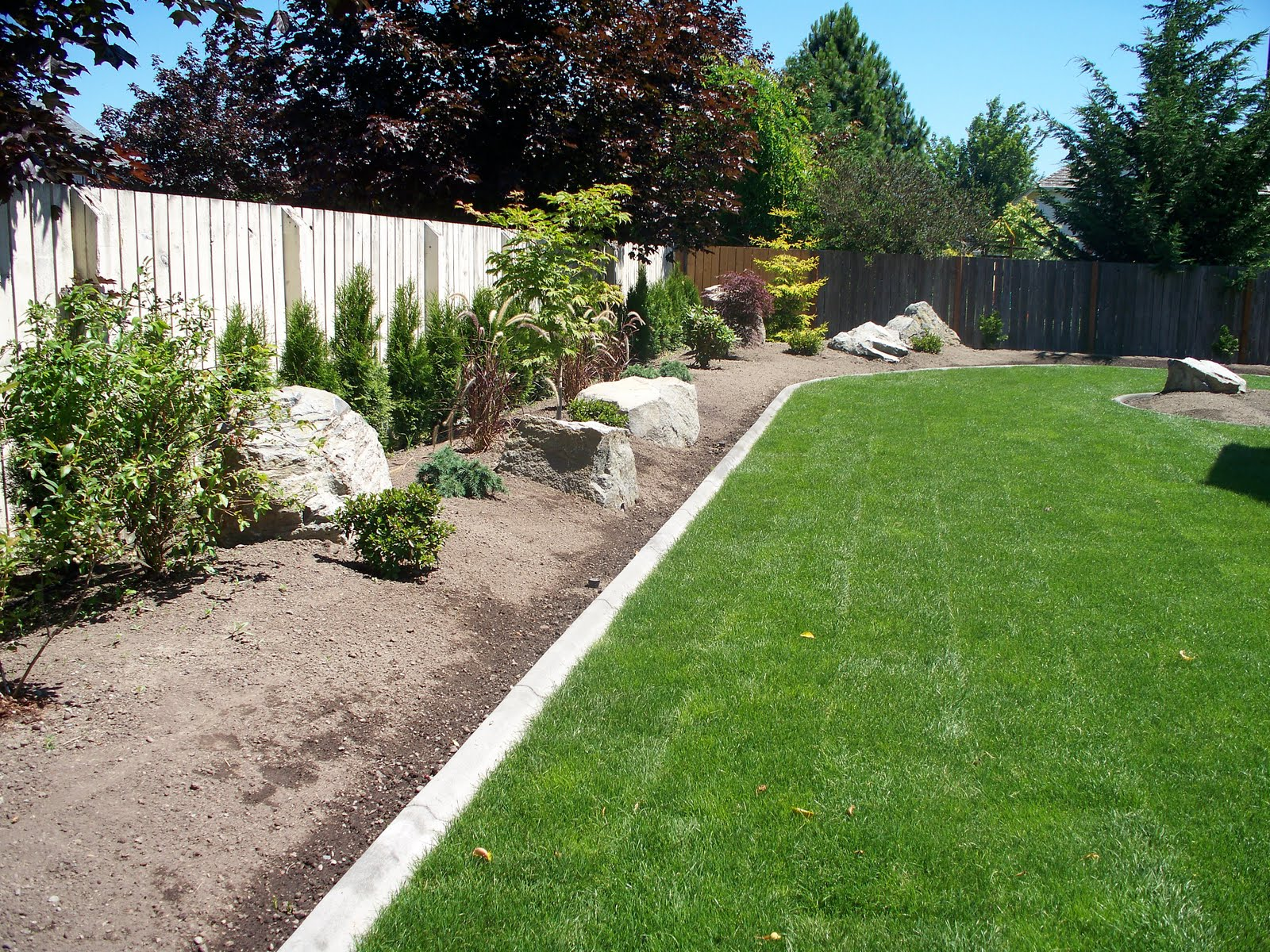 Landscape Curbing Is An Economical Way To Improve Your Landscape