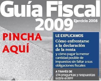 Guia Fiscal 2.009 (Ejercicio 2.008)