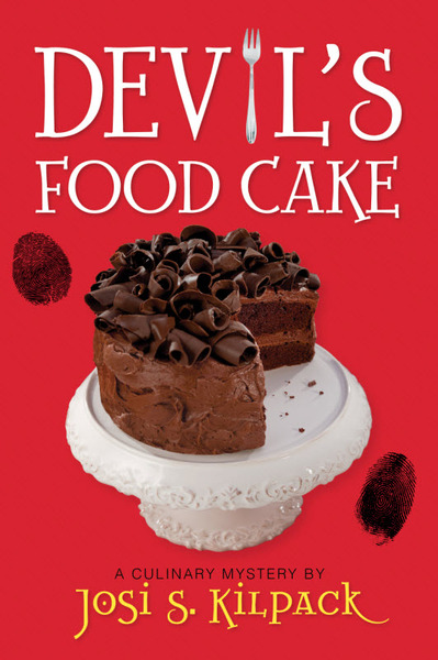 Provo City Library Staff Reviews: Devil's Food Cake