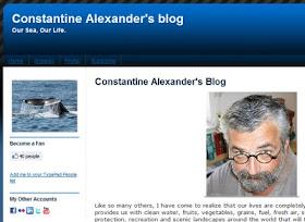 Constantine Alexander's Blog