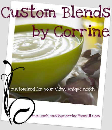 Custom Blends by Corrine