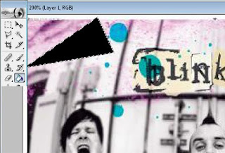 Tutorial Photoshop - Cara membuat efek lipatan pada gambar(foto)