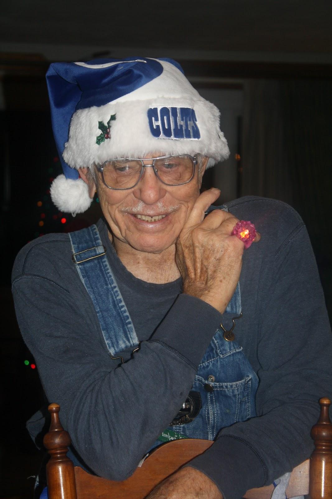Happy 90th Birthday Grandad Banta