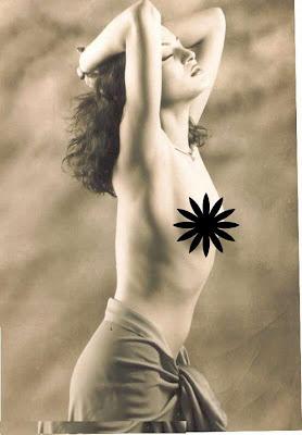Veena Malik without Clothes