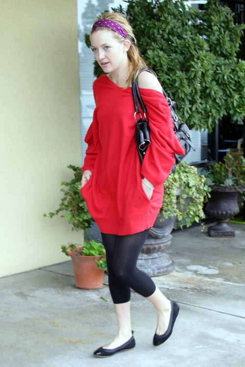 is kate hudson pregnant 2011. Kate Hudson