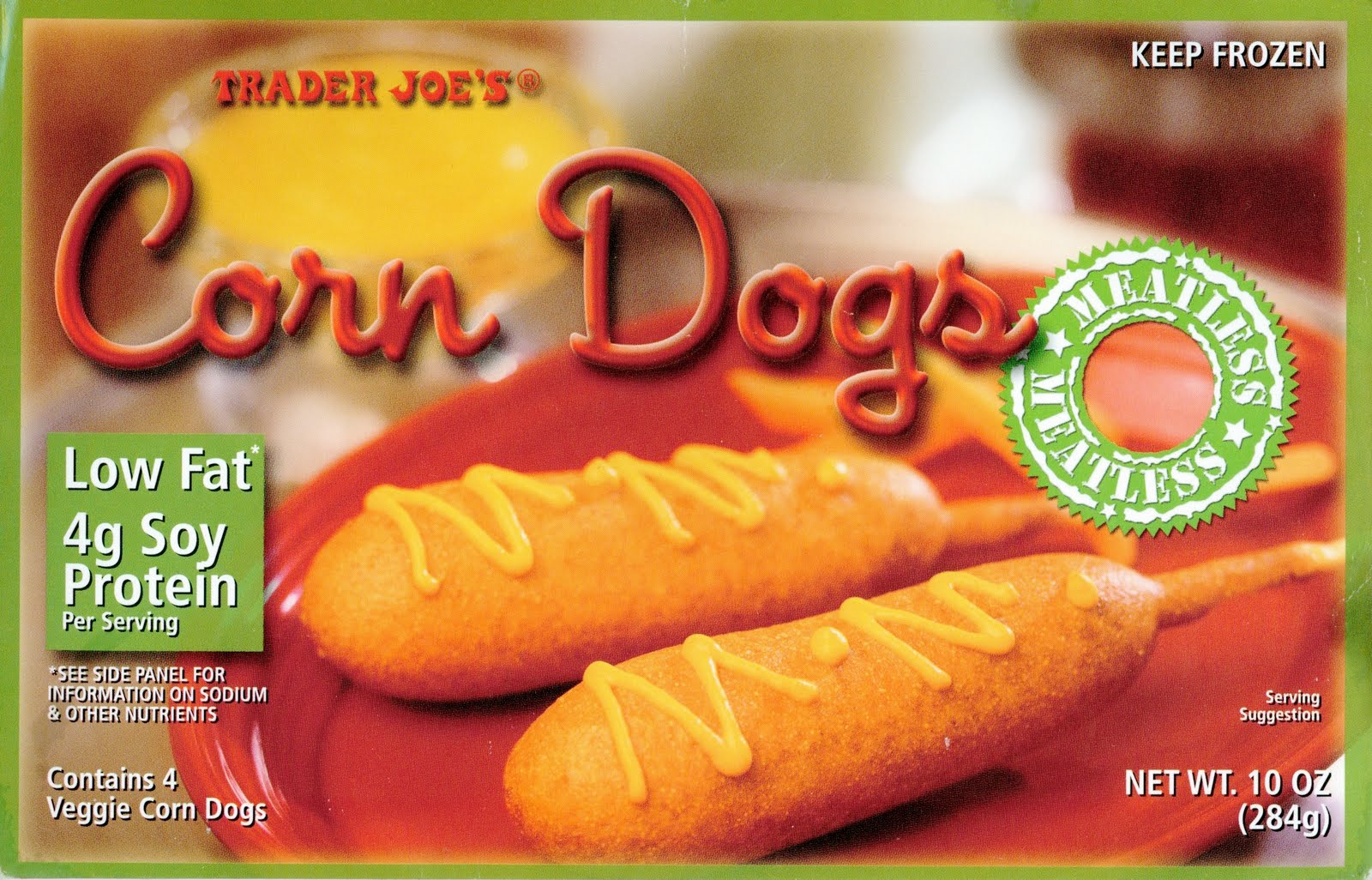 Veggieboards Hot Dogs