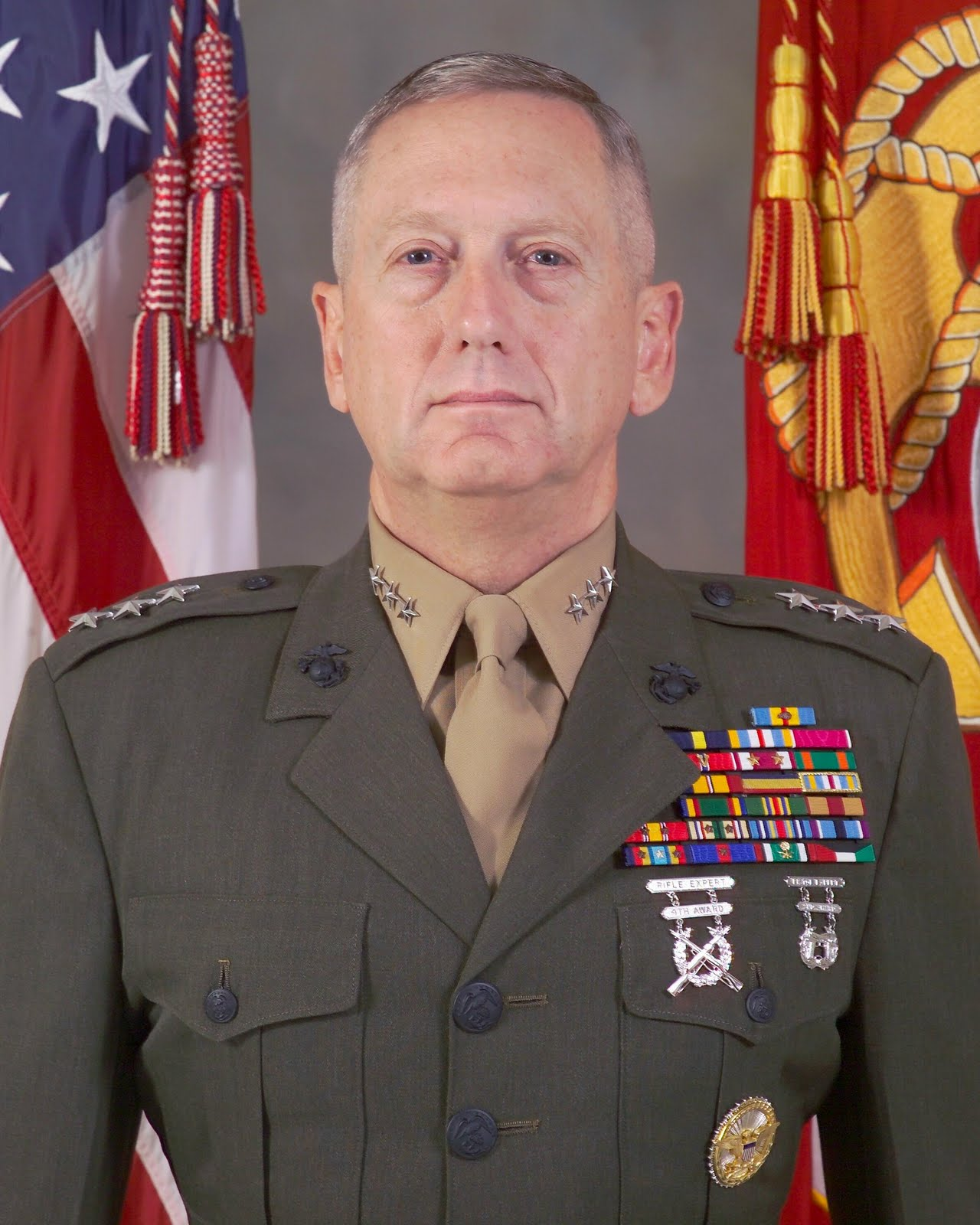 Marine corps dress uniform