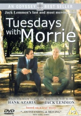 limiting ones self in tuesdays with morrie a movie by mick jackson Tuesdays with morrie (dvd) : when he learns that his former college professor is dying, mitch, a busy sports journalist, makes time to visit him and finds his own outlook on life changed by his conversations with the dying teacher.