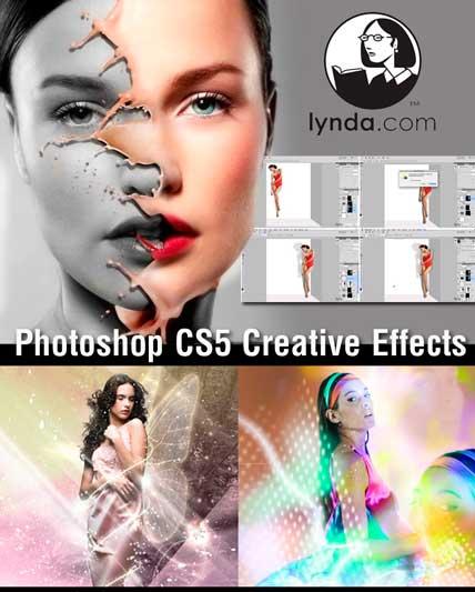 Photoshop cs5 creative effects