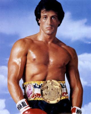 Sylvester Stallone Sylvester-Stallone---Rocky-III-Photograph-C12150466